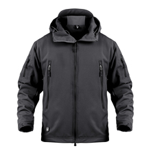 Coat Military Jackets Windbreaker Soft-Shell Army Waterproof Winter Men's And Hunt