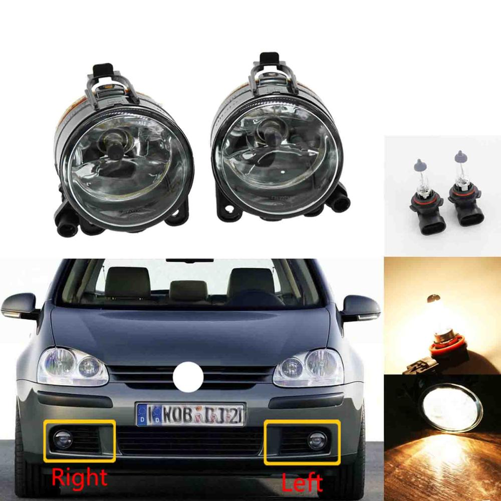 Fog Light HB4 Right for VW Caddy 3 III Polo 6R Tiguan 5N Eos Touran