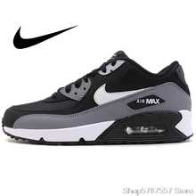 Sneakers Running-Shoes Outdoor Sports Air-Max NIKE Men's ESSENTIAL Comfortable AJ1285-018