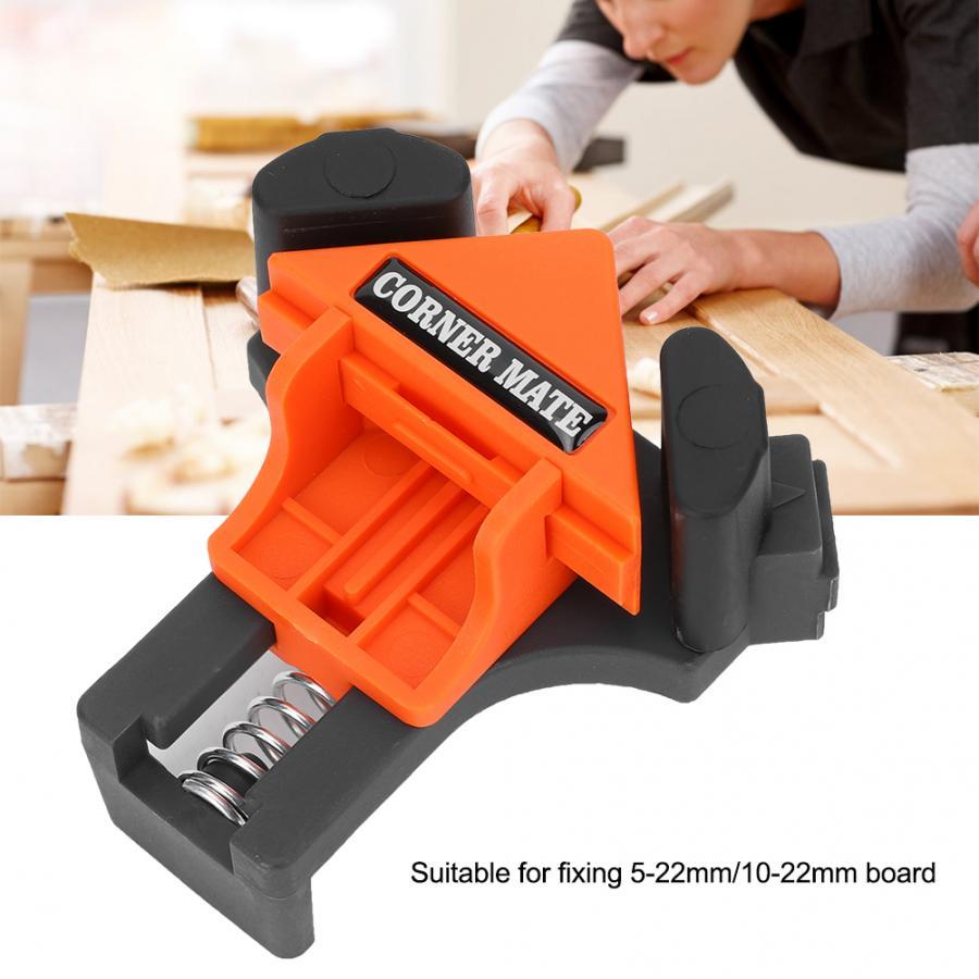 Rapide FAST Woodworking Clip en bois Bord Outil épandeur Squeeze travail Bar Clamp