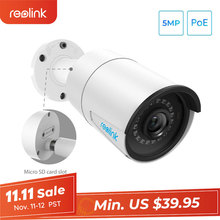 Reolink Ip-Camera Security-Video Poe Surveillance-Rlc-410-5mp Night-Vision Waterproof