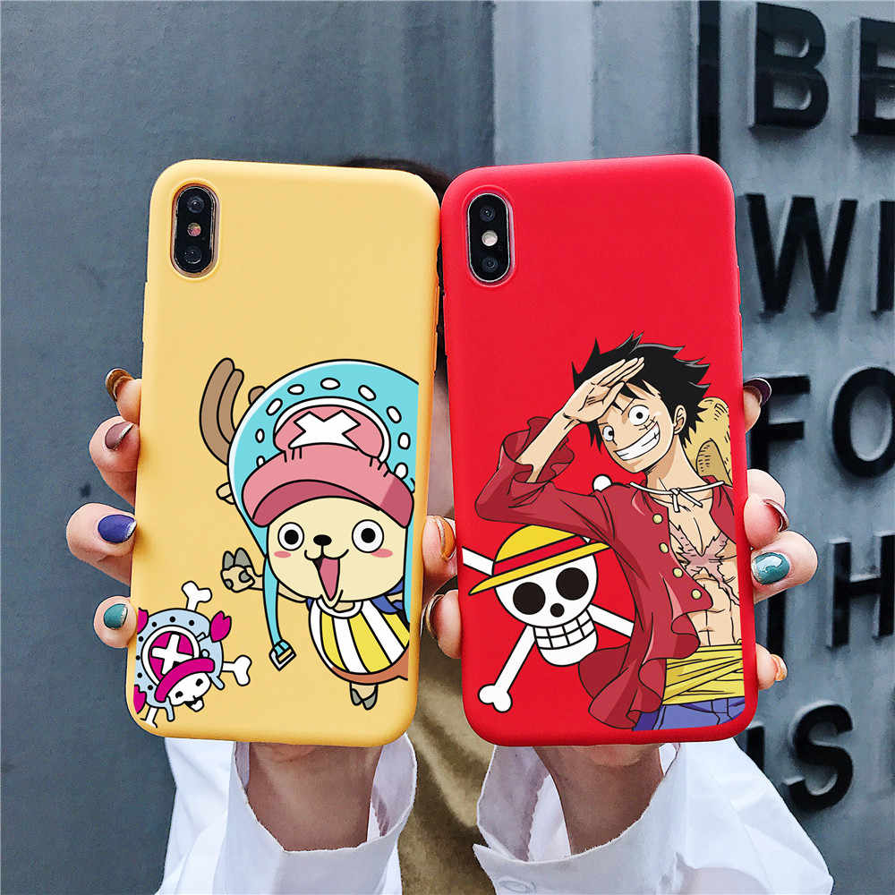 Chopper One Piece luffy iphone case