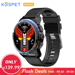KOSPET Optimus Pro 3 ГБ 32 ГБ 800 мАч Bluetooth gps 4G SmartWatch телефон водонепроницаемый 8.0MP 1,39
