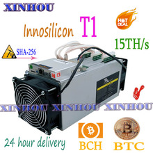 BTC Bitcoin Antminer Mining Dragonmint Innosilicon T2T T3 Used T1-15th/S Better S9i S15