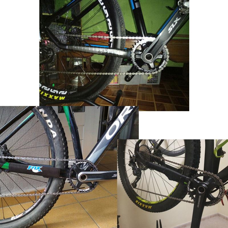 Deckas Crank & Chainwheel 96BCD 32T34T36T38T Round Oval Narrow Wide Chainring MTB Road Bike Crankset Chainwheel Bicycle Parts (6)