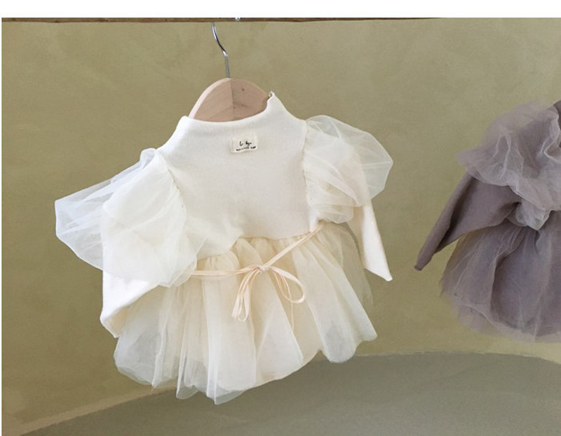 Baby Princess Party Wedding Dress 3