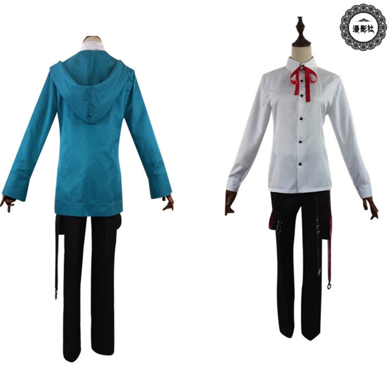 Comic Division Rap Battle Amemura Ramuda  cosplay costume Christmas adult boys and girls holiday party play coat uniform