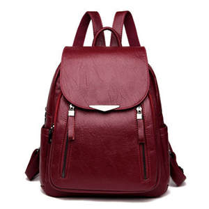 Women Backpack Shoul...