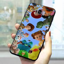 Чехол для телефона Toy Story 4 для samsung Galaxy S9 S6 S7 Edge S8 S10 Plus S10e Note 8 9 M10 M20 M30 из мягкого ТПУ(Китай)
