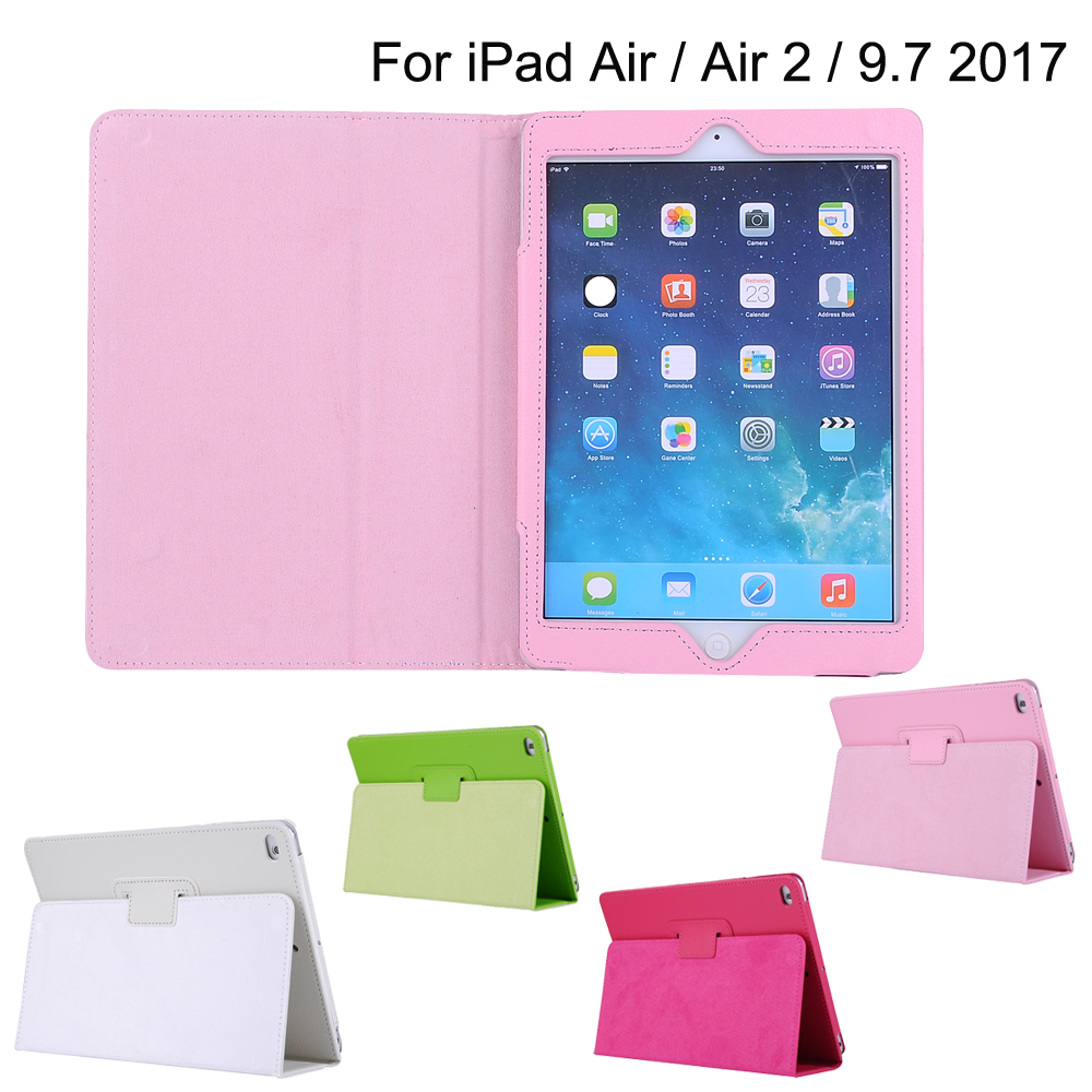 Magnetic Smart Holder For iPad 9.7 2017 Case Cover for iPad Air 2 Air 1 Case 5 6 5th 6th Generation Funda Flip PU Leather Shell