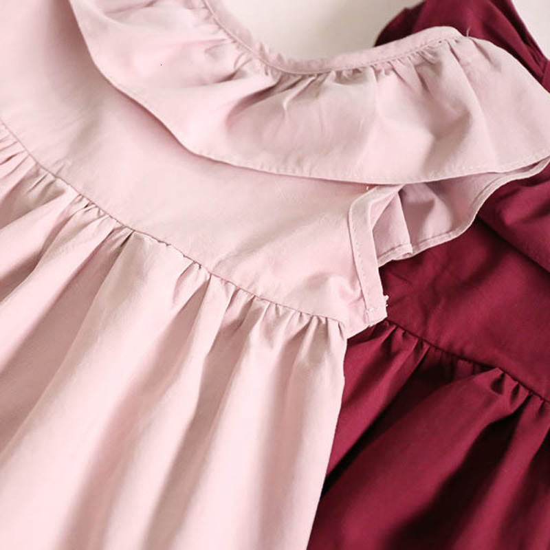 Hurave-Summer-2017-New-Casual-Style-Fashion-Fly-Sleeve-Girls-Bow-Dress-Girl-Clothing-For-Children (3)