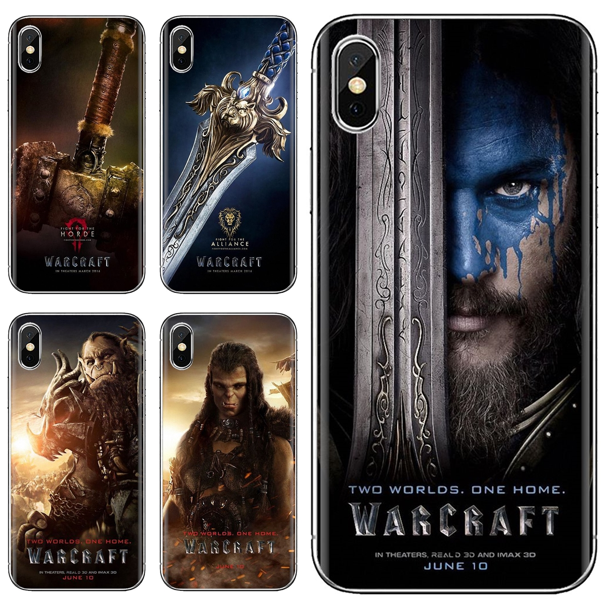 Мягкий чехол для телефона Samsung Galaxy A10 A40 A50 A70 A3 A5 A7 A9 A8 A6 Plus 2018 2015 2016 2017 WOW Warcraft Art Movie