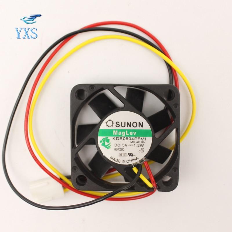 Sunon 5V DC 0 35W Y2K18 Fan GB0545AFV1-8