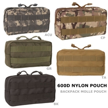 Multi-Purpose-Tool-Holder Pouch Edc Tactical-Molle Magazine-Map Carry-Bag Small-Tools