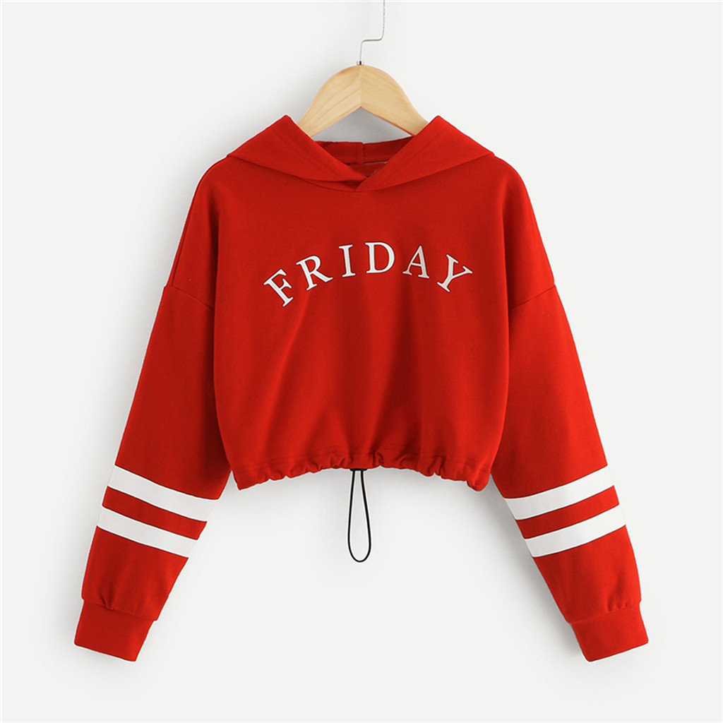 Fashion Baby Boys Girls Long Sleeve T-Shirts For Kids Print Hooded Tops Blouse