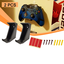 Bracket Game-Accessories Screw-Sticker Wall-Mount-Stand-Holder Gamepad Xbox One-Controller