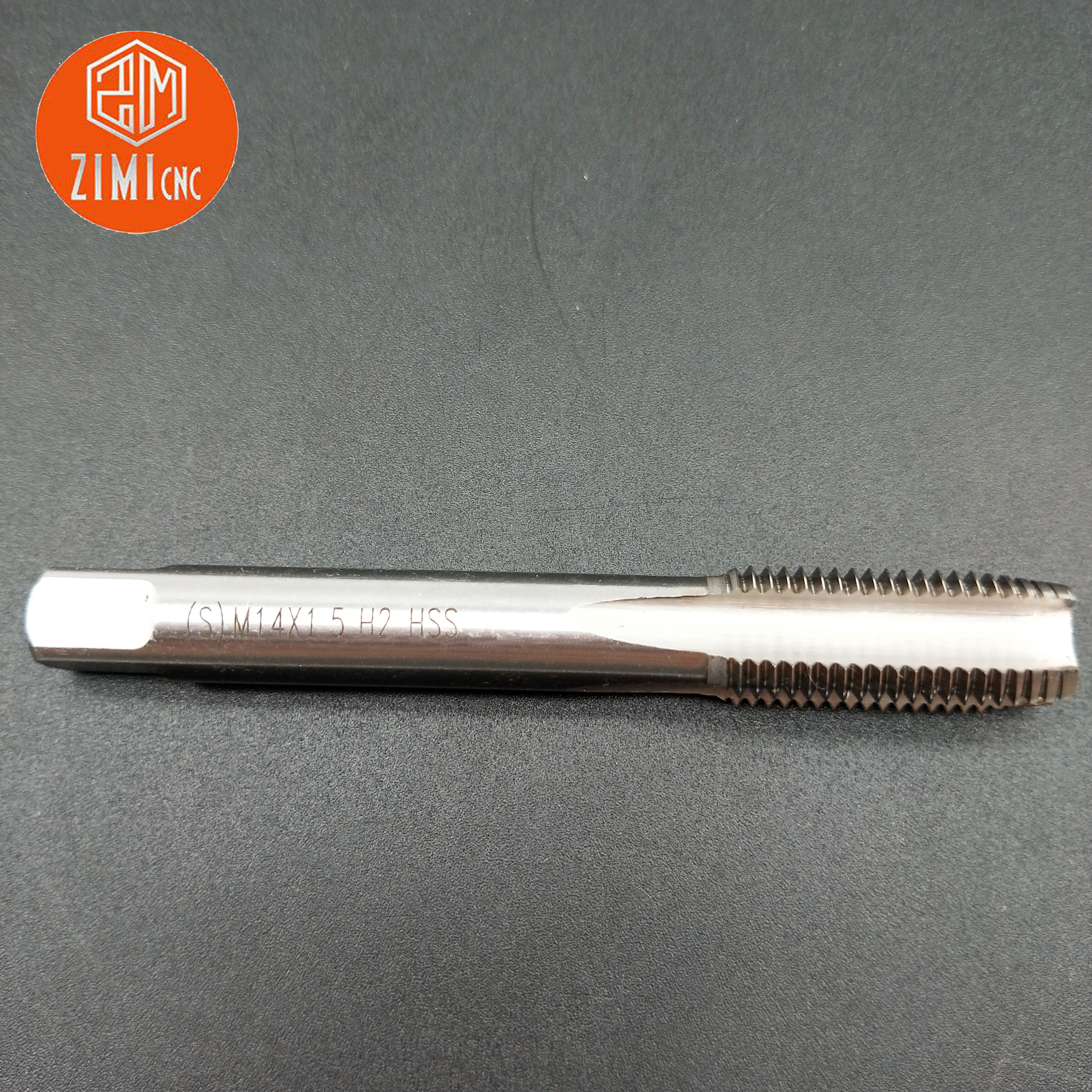 M6 x 1.0 x 100mm Reduced Long Shank Right Hand Thread Tap