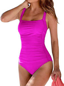 One-Piece Swimsuit M...