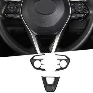 para Corolla Hybrid de 5 Puertas//Touring Sports E210 2019 2020 ABS Cubierta Decorativa para Volante Interior 1 Piezas High Flying