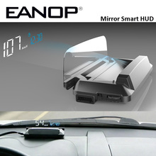 Car-Detector-Oil-Consumption Speedometer Mirror Hud Head-Up-Display Car-Speed-Projector