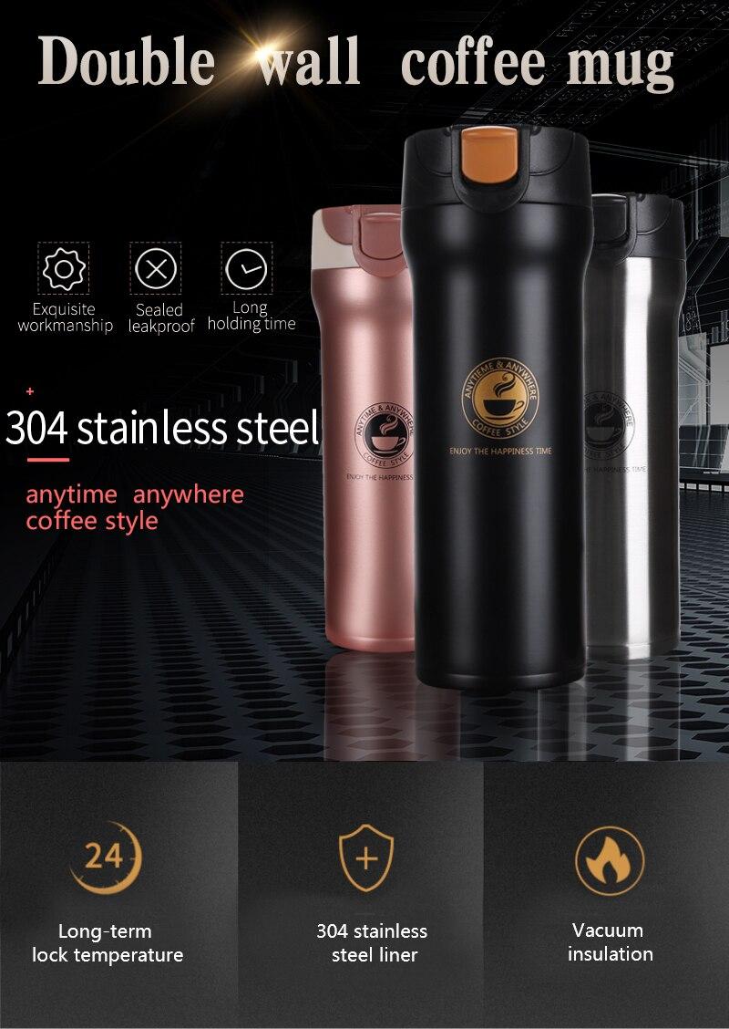 Mug isotherme étanche 350 & 500 ML | OkO-OkO