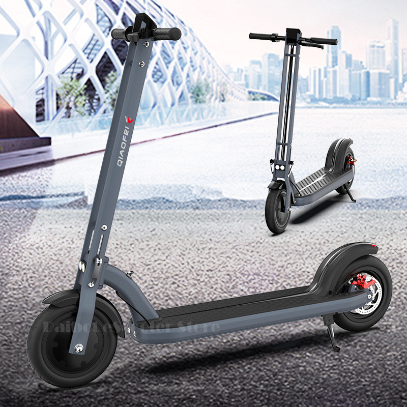 Electric Scooters Adults 8.5 Inch 36V Two Wheels Electric Scooters With APP Control Folding Portable Kick Scooter Electric  (2)