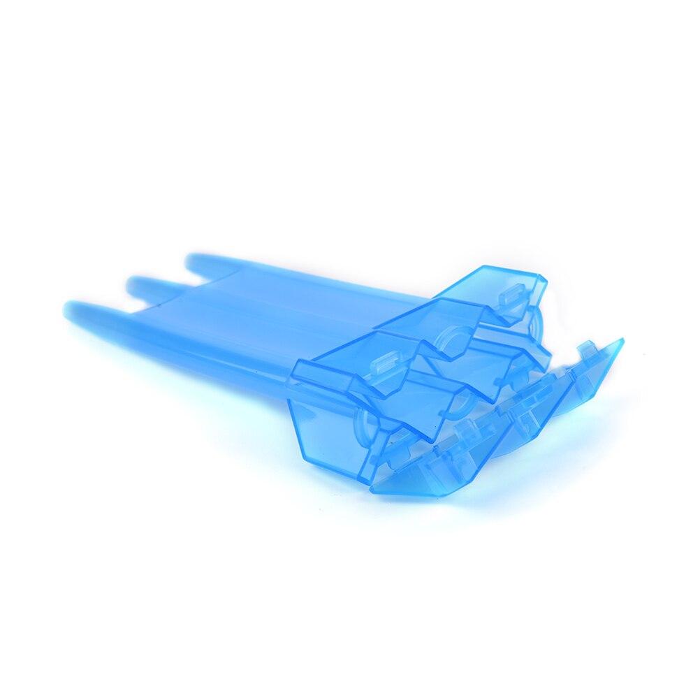 zhoul Caja de Dardos port/átil ABS Estuche de Almacenamiento de 3 Fundas con Hebilla Colgante de aleaci/ón de Aluminio 17 x 8,5 cm