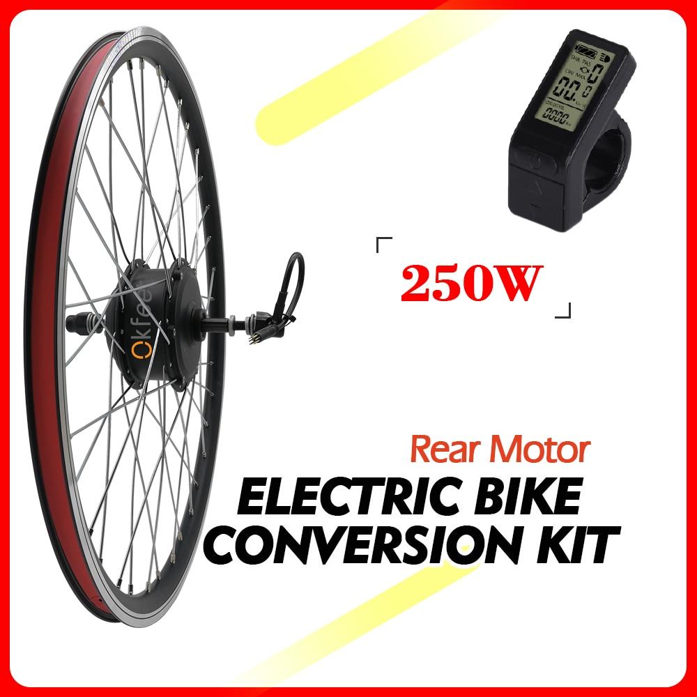 Electric Bike Hub Motor 36v 250W Wheel Brushless e-baike Bicycle New