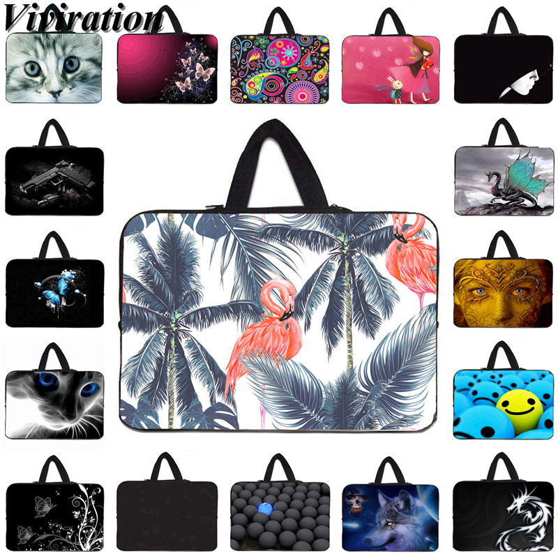 For Acer Macbook Pro Lenovo TAB A10-70 A7600 Chromebook Cover 11.6 Laptop Sleeve Bag 17 15 13 12 10 14 Funda Computer Case Pouch