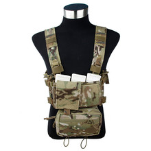 Suit Tactical-Vest Chest-Rig TMC Lightweight 500D Nylon SS Hanging-Combination Quick-Off