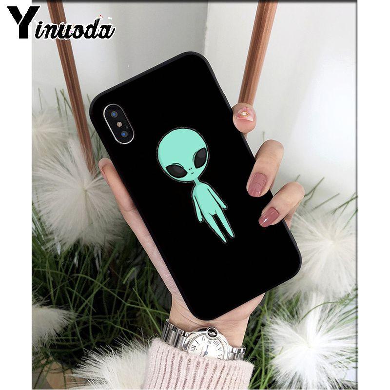 Funny Cute Alien UFO
