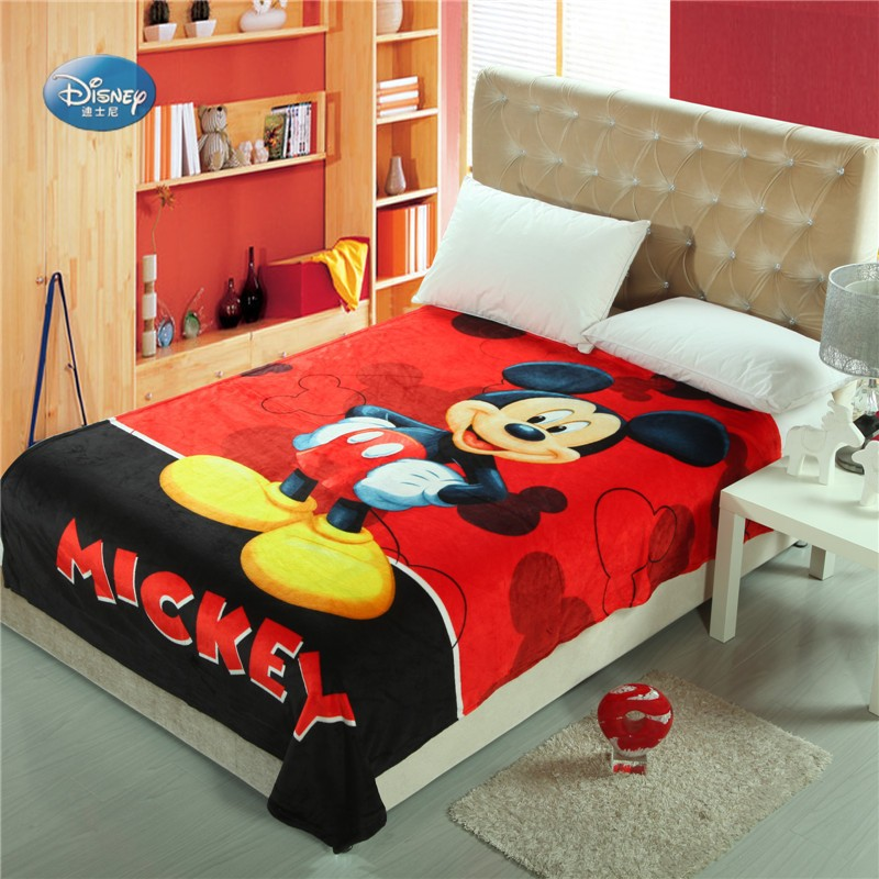 Disney-Cartoon-Pink-Minnie-Mickey-Mouse-Soft-Flannel-Blanket-Throw-for-Girls-Children-on-Bed-Sofa (3)