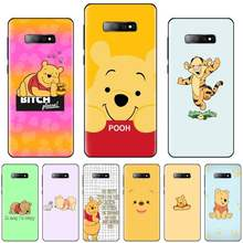 Disney bear cute usa TPU Мягкий силиконовый чехол для телефона Samsung Galaxy S5 S6 S7 S8 S9 S10 S10e S20 edge plus lite(China)