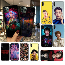 Babaite Stranger Things Сезон 3 Finn Wolfhard черный чехол для телефона для Apple iPhone 11 pro max 8 7 6 6S Plus X XS MAX 5 5S SE XR(Китай)