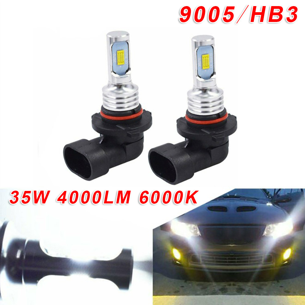 Chevrolet Aveo 100w Super White Xenon HID Low Dip//LED Trade Side Light Bulbs Set