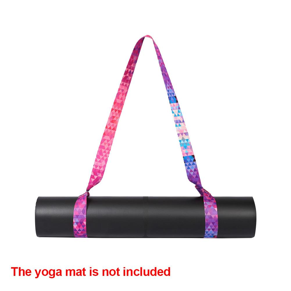 Sling Adjustable Exercise Yoga Mat Carry Strap Shoulder A3N8