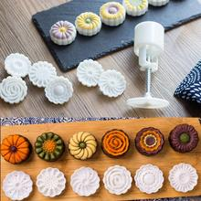 Mooncake Mold Cookie-Cutter Flower Cake-Decoration-Tools Pastry Fondant-Moon Kitchen