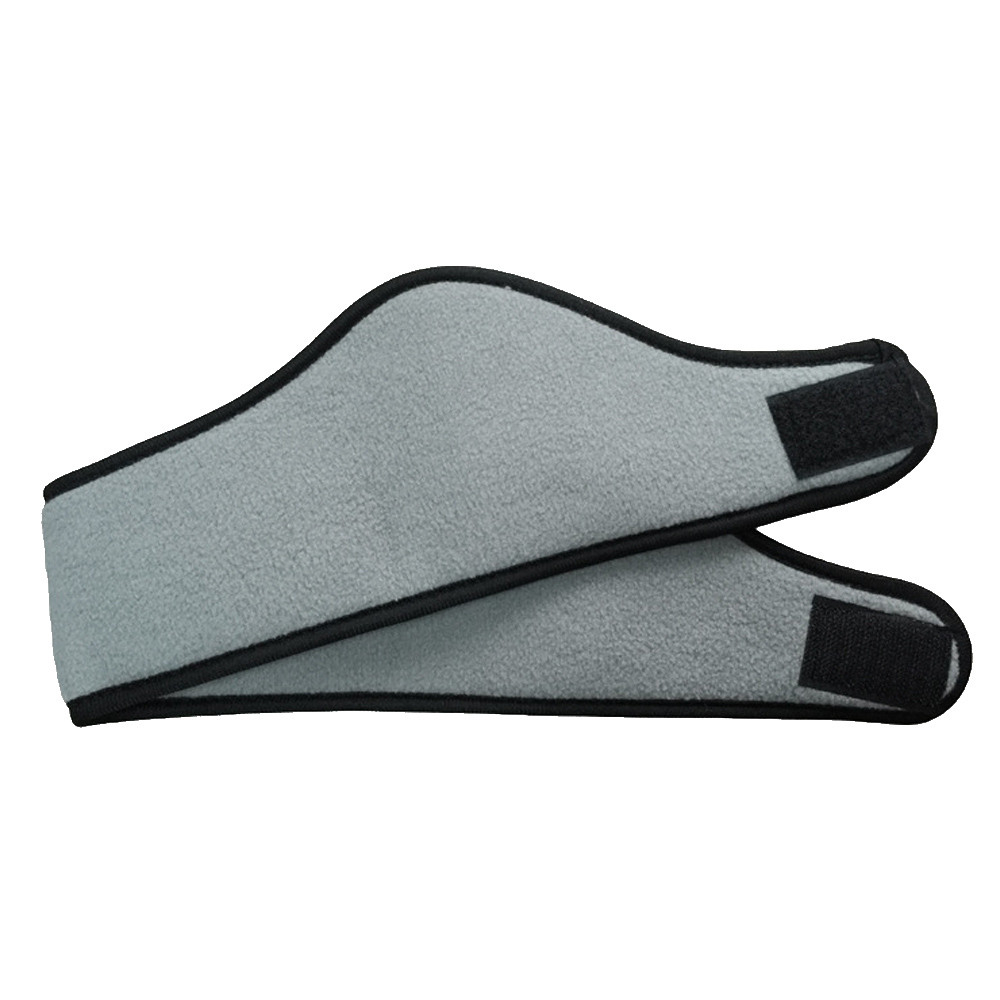 Unisex Headwear Women Men Ear Warmer Winter Head Bands Polar Fleece Ski Ear Muff Stretch Spandex Headband Hair Accessories 903