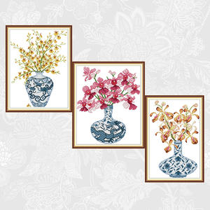 Vase Embroidery-Sets...