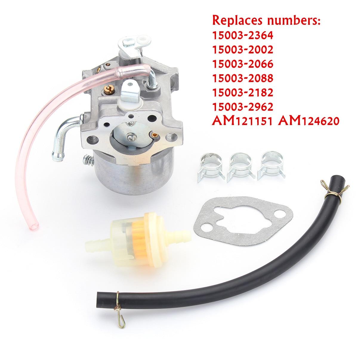 Carburetor For Kawasaki FC150V 4 Stroke Engine John Deere 14SB Mower # AM124620