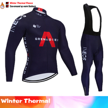 Jacket Jersey-Set Ride-Suit GRENADIER INEOS Cycling-Clothing Race-Uniform Long-Sleeve