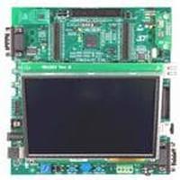 STM32439I-EVAL2 Development Boards & Kits - ARM Eval Board 5. 7 LCD STM32F439N Crypto