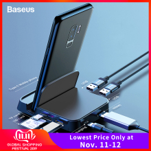Baseus Docking-Station Power-Adapter Dex-Pad Hdmi-Dock Usb-Type Huawei P20-Pro Samsung