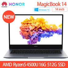 Ноутбук HUAWEI HONOR MagicBook, ультрабук 2020 года product image