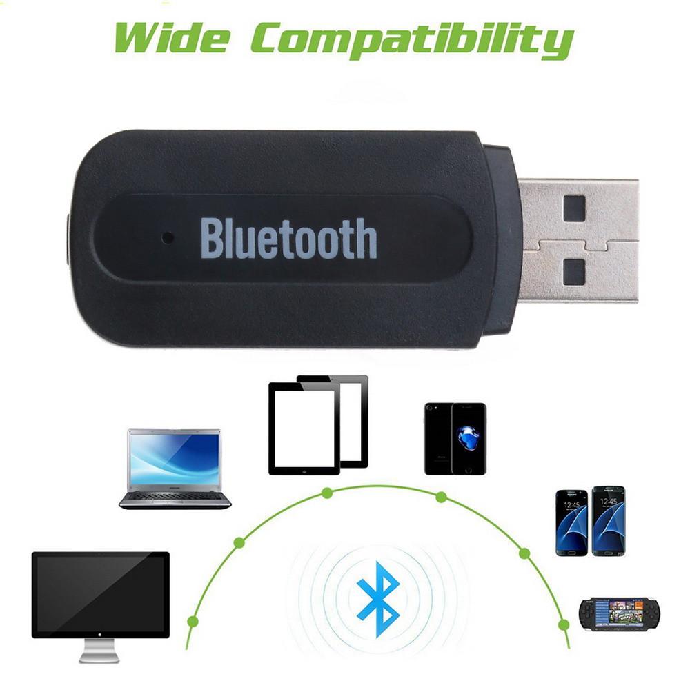 Bluetooth dongle bluetooth receiver car adatper audio transmitter15