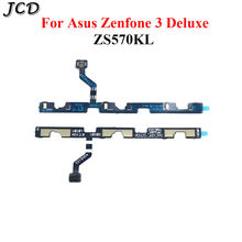JCD For ASUS Zenfone 3 Deluxe ZS570KL Home Button Back Menu Keypad Key Flex Cable Ribbon Replacement Parts(China)