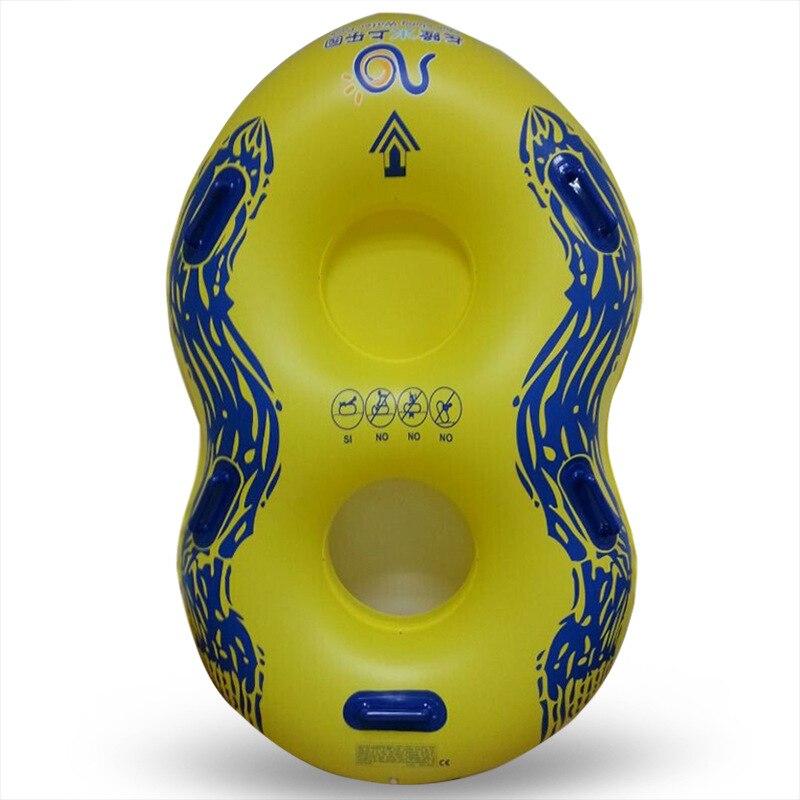 106x188cm高档双人泳圈,滑水圈 (12)