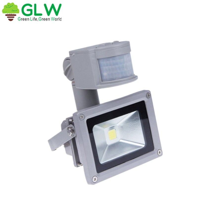 50W LED SMD FLOOD LIGHT WATERPROOF IP65 PIR Sensor Perfect for Security Waterproof IP65