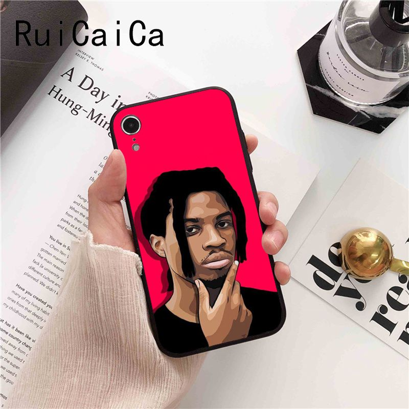 Denzel Curry Rapper