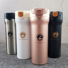 Vacuum Flask Mug Thermos-Cups Coffee-Mugs Travel-Bottle Insulated Tumbler Stainless-Steel